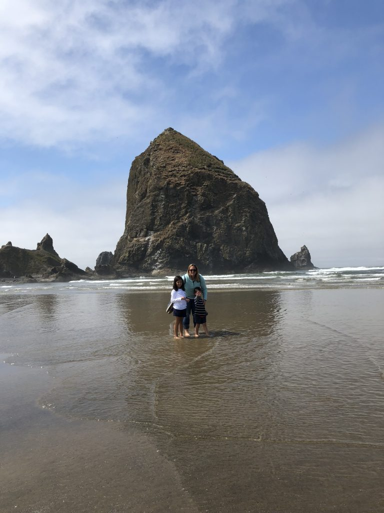 I Was Shocked When Learned That This Beautiful Beach In Fact Located Oregon So Made It My Goal To Go Visit Cannon Summer With The